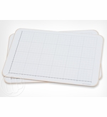 Handheld Line Graph Dry Erase Boards