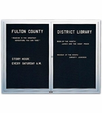 Indoor Changeable Letter Boards