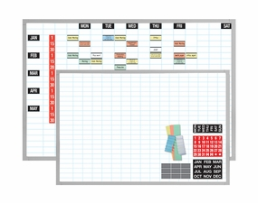 Magnetic Planning Kits with Data Cards