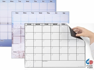 Magnetic Refrigerator Calendars