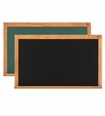 Oak Framed Chalkboards