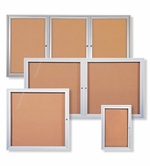Outdoor Bulletin Boards Aluminum Frames