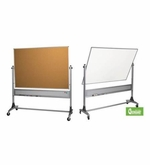 Platinum Reversible Dry Erase Boards