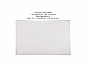 RitePlus Magnetic Whiteboard Seconds