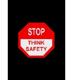 Stop Think Safety Mat