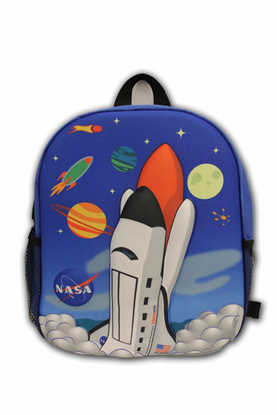 3-D Atlantis Youth Backpack