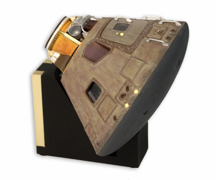 Apollo 11 Command Module  Model