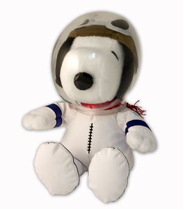Astronaut Snoopy Plush Toy