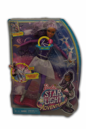 Barbie - Adventure Lights and Sounds