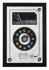 Celebrate Apollo Commemorative Frame - Limited Edition