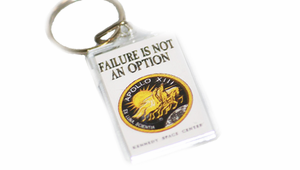 Failure is Not an Option - Key Chain