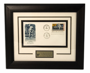 Framed Apollo 11 Cachet