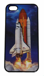 Hologram Space Shuttle iPhone Case