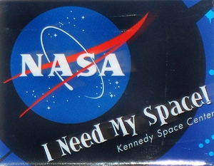 I Need My Space - Magnet