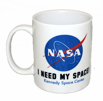 I Need My Space Mug