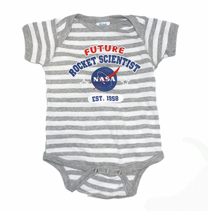 Infant Future Rocket Scientist Onesie