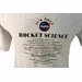Its Only Rocket Science - Grey - Youth Tee