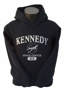 Kennedy Space Center Hoodie - Navy