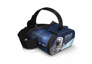 KSC Space Visor Virtual Reality Headset