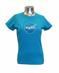 *NEW ITEM* Ladies NASA Meatball Tee - Assorted Colors