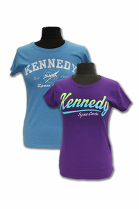 Womens T-Shirt Two-Pack KSC Original Stacker