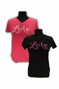 Junior T-Shirt - Love Space - Assorted Colors