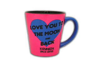Love You To The Moon Coffee Mug - Assorted Colors