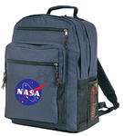 Nasa Logo Backpack - Navy