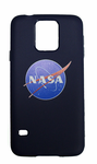 NASA Logo Blue Samsung Galaxy S Case