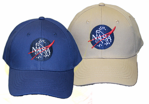 NASA Logo Plain Hat - Assorted Colors