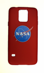 NASA Logo Red Samsung Galaxy S Case