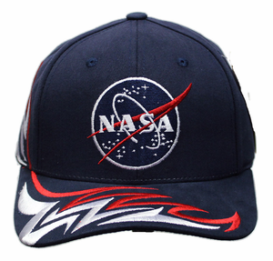 NASA Logo Shred Hat