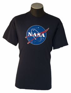NASA Logo - Tee Shirt - Navy