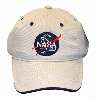 Mens Hat - NASA Aimax Lightweight - Stone
