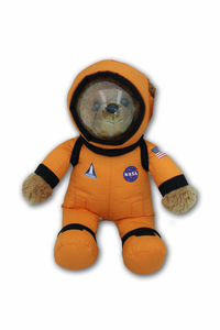 NASA Mission Crew Stuffed Bear - Assorted Colors