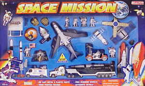 NASA Space Play Sets