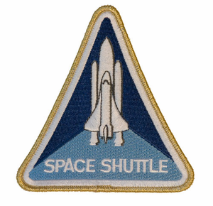 NASA Mission Merchandise - Pins, Patches, Patchbooks and Coins