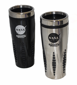 NASA Stainless Travel Mug - Assorted Colors