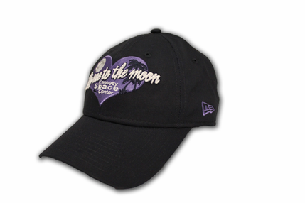 New Era Fly Me To The Moon Hat - Navy