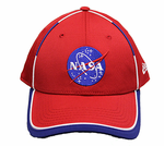 New Era NASA Baseball Cap - Red