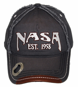 *NEW ITEM* NASA Logo Bottle Opener Hat