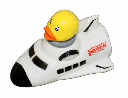 *NEW ITEM* Space Shuttle Duck