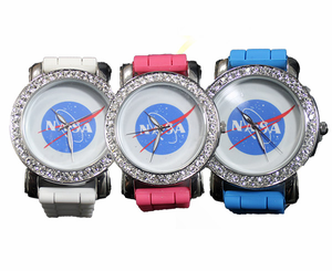 *NEW ITEM* Womens NASA Jewel Watch - Assorted Colors