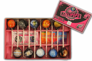 Planet Lollipops - Vintage Confections