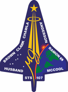 Remembering Columbia STS-107