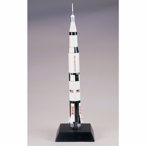 Saturn V Scale Replica
