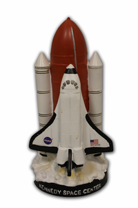 Shuttle Coin Bank