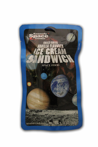 Space Food - Ice Cream Sandwich