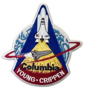 Space Shuttle Columbia Missions Patch Set