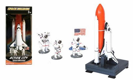 Space Shuttle Fullstack Playset